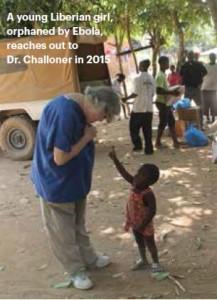 liberian orphan