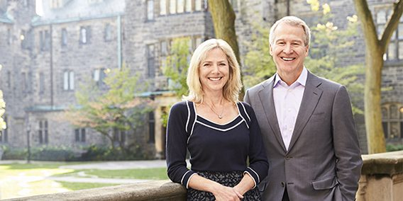 Trinity College Receives $10 Million Landmark Gift to Launch Integrated Sustainability Initiative