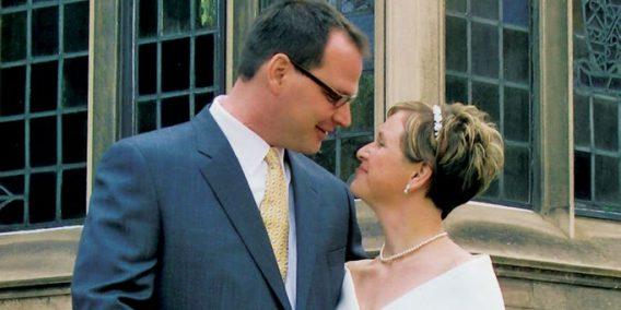 Wedding Corner: Darcey and Dawn Lazerte